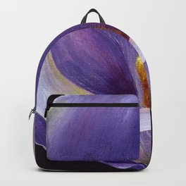 Lavender Calla Lily Backpack