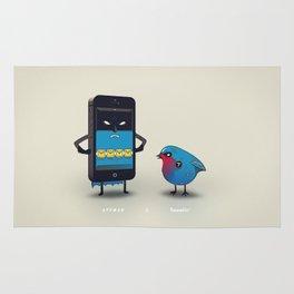 Appman & Tweetin' Rug