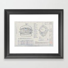 Refer to Fix'inz Schedule Framed Art Print