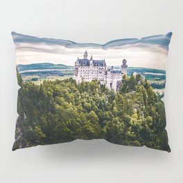 Castle on the Hill (Color) Pillow Sham