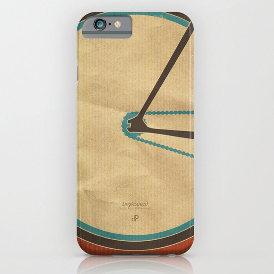 Singlespeed iPhone & iPod Case