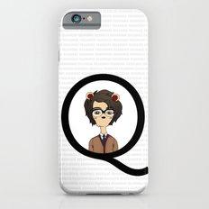 Quartermaster Bear iPhone 6 Slim Case