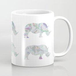 speckled rhinos Coffee Mug
