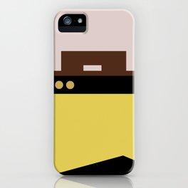 Lieutenant Thomas Riker - Star Trek TNG The Next Generation - Trektangle - startrek  iPhone Case
