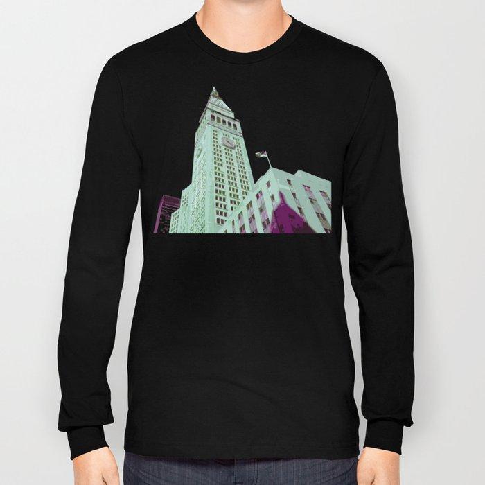 NY#5 Madison Ave Long Sleeve T-shirt