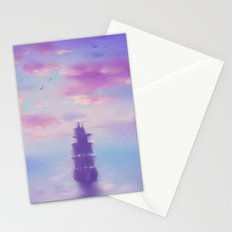 Weit Übers Meer Stationery Cards