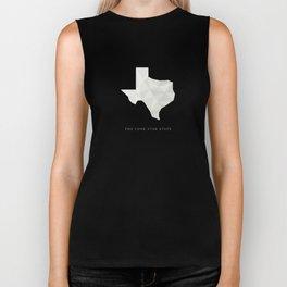 Texas, the Lone Star State Biker Tank