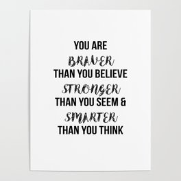 You Are More Than You Think Poster