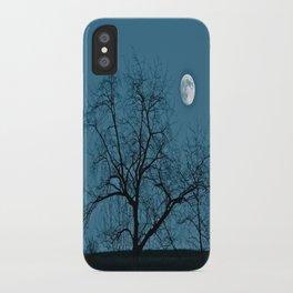 Full Moon 11-8-11 iPhone Case