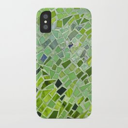 New Growth Mosaic iPhone Case