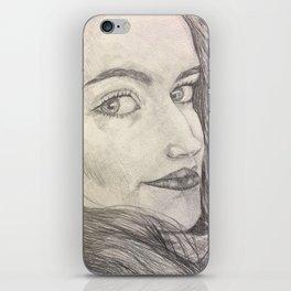 Bilge iPhone Skin