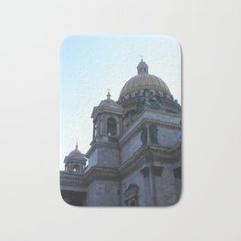 The architecture of St. Isaac's Cathedral. Bath Mat