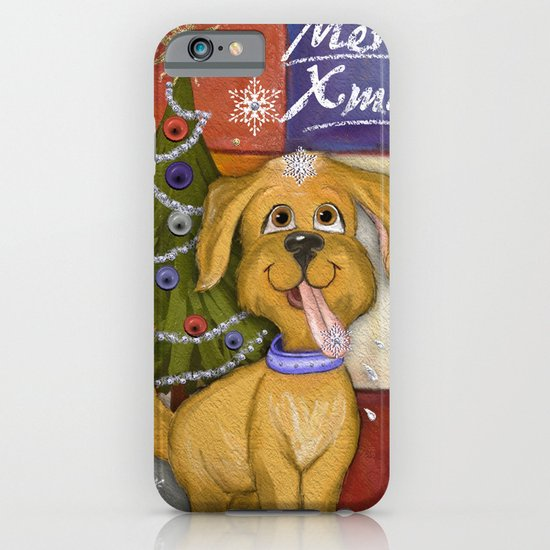 Merry Xmas iPhone & iPod Case