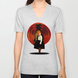 If Looks Could Kill - 005 Unisex V-Neck