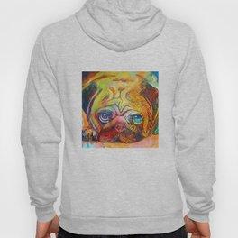 Pop Art Pug Hoody