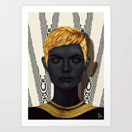 """""""Auros""""  Art Print"""