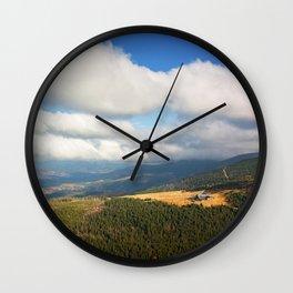 Strzecha Akademicka Wall Clock