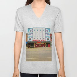 Princess Theater Unisex V-Neck