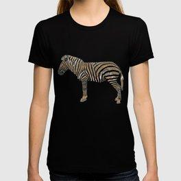 Chevron Zebra T-shirt