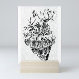 Tiny Home Mini Art Print