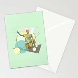 augustus the emperor Stationery Cards