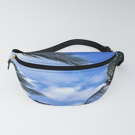Tropical holiday Fanny Pack