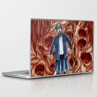 sandra dieckmann Laptop & iPad Skins featuring Sandra by Robert Elrod