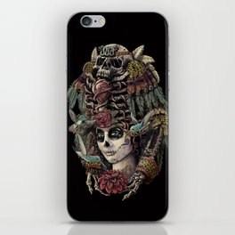 Day of the Dead (Ancient Guardians) iPhone Skin