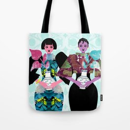 Merry Widows Tote Bag