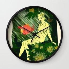 Divina Melancholia Wall Clock