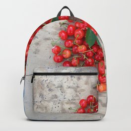 Who Spilled the Cherries! Backpack