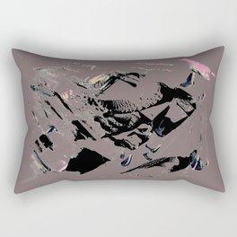faze purple Rectangular Pillow