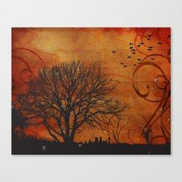 Tree of Dreams Canvas Print