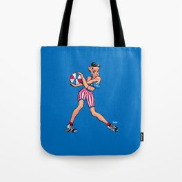 CoolNoodle USA Olympic Tote Bag