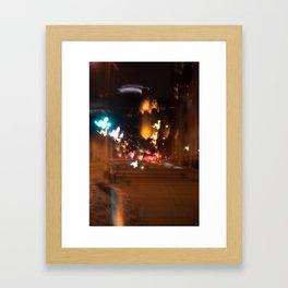 Rainville Place Framed Art Print
