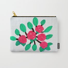 Roses IV Carry-All Pouch