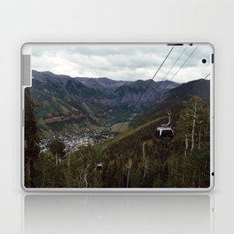 Telluride gondolas Laptop & iPad Skin