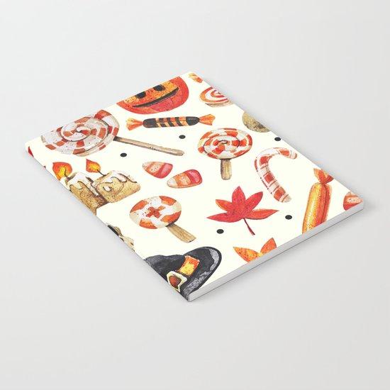 halloween Notebook