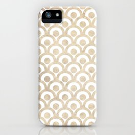 Japanese Paper Waves iPhone Case
