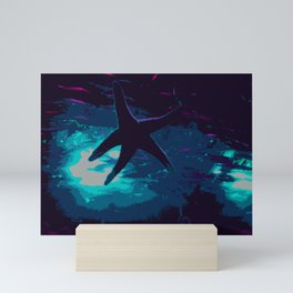 I Sea A Star Mini Art Print