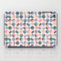 pills iPad Cases featuring Serenity pills by Alexandra Aguilar
