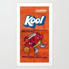 kool Art Print