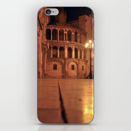 REAL BASILICA - VALENCIA iPhone Skin