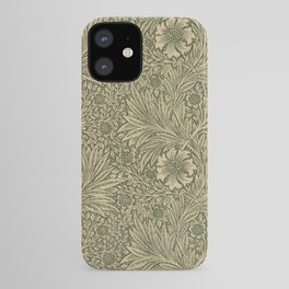 Marigold by William Morris 1875 Antique Vintage Pattern CC0 Spring Summer iPhone Case