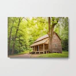 Weekend Getwaway Metal Print