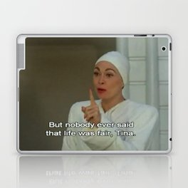 Tina Laptop & iPad Skin