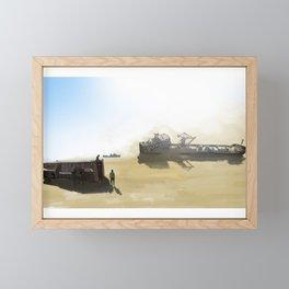 Time Gone By Framed Mini Art Print