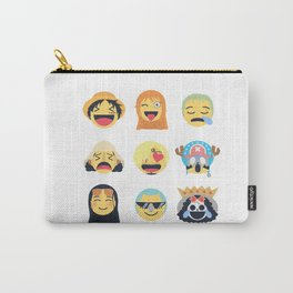 Nakama Emoji Design Carry-All Pouch