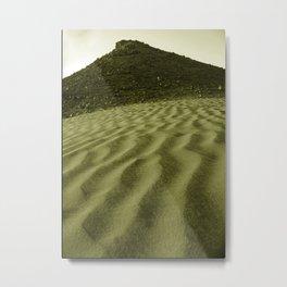 Impending Dune Metal Print