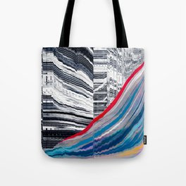 Internet Colorway #1 Tote Bag